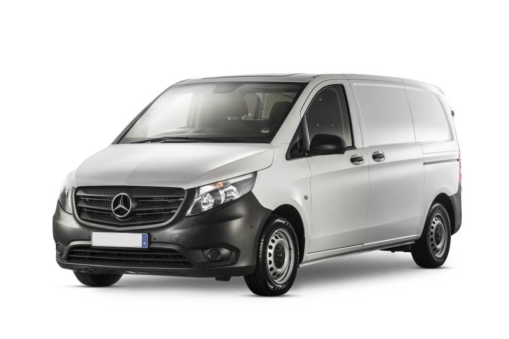 Mercedes-Benz Vito 109CDI Economy Kort 4d