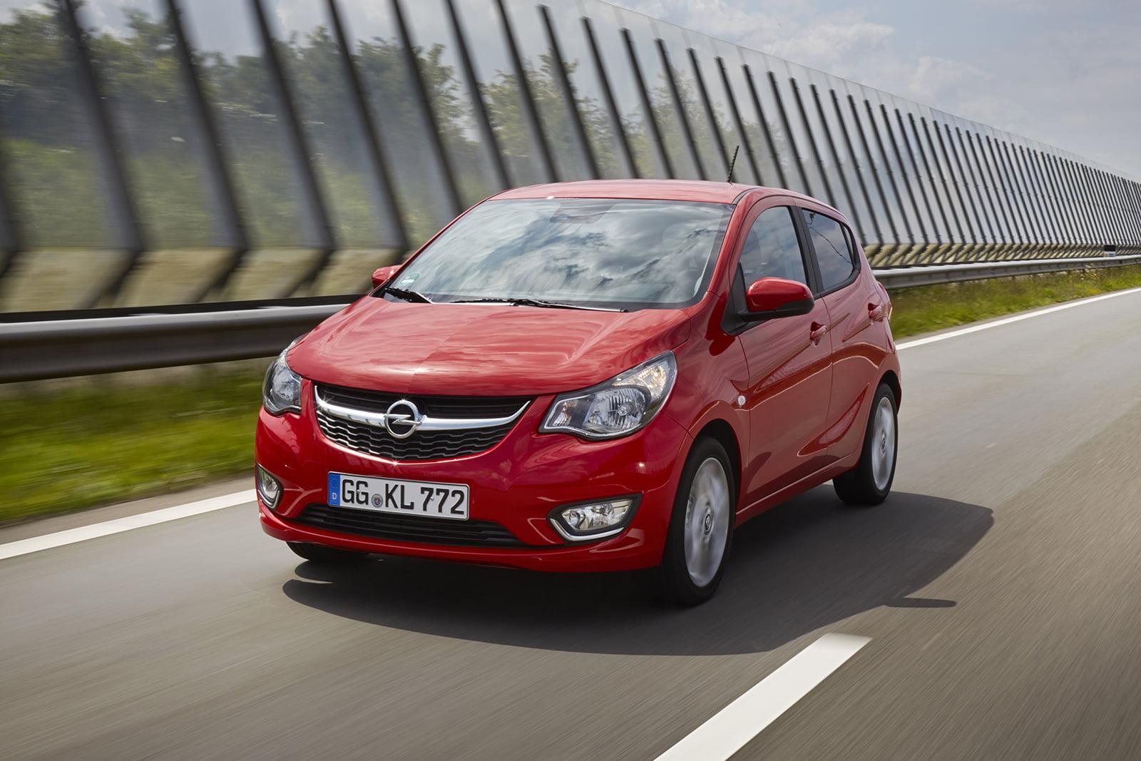 Opel Karl Leasen? LeaseRoute!