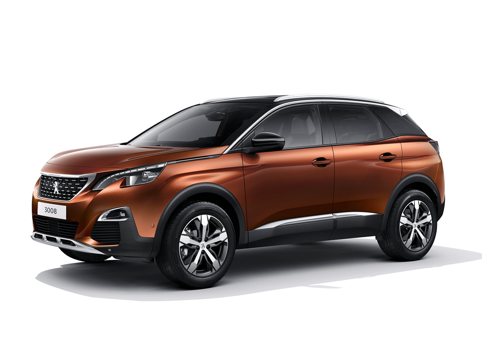 Peugeot 3008 1.5 BlueHDi 130 Blue Lease Executive 5d.