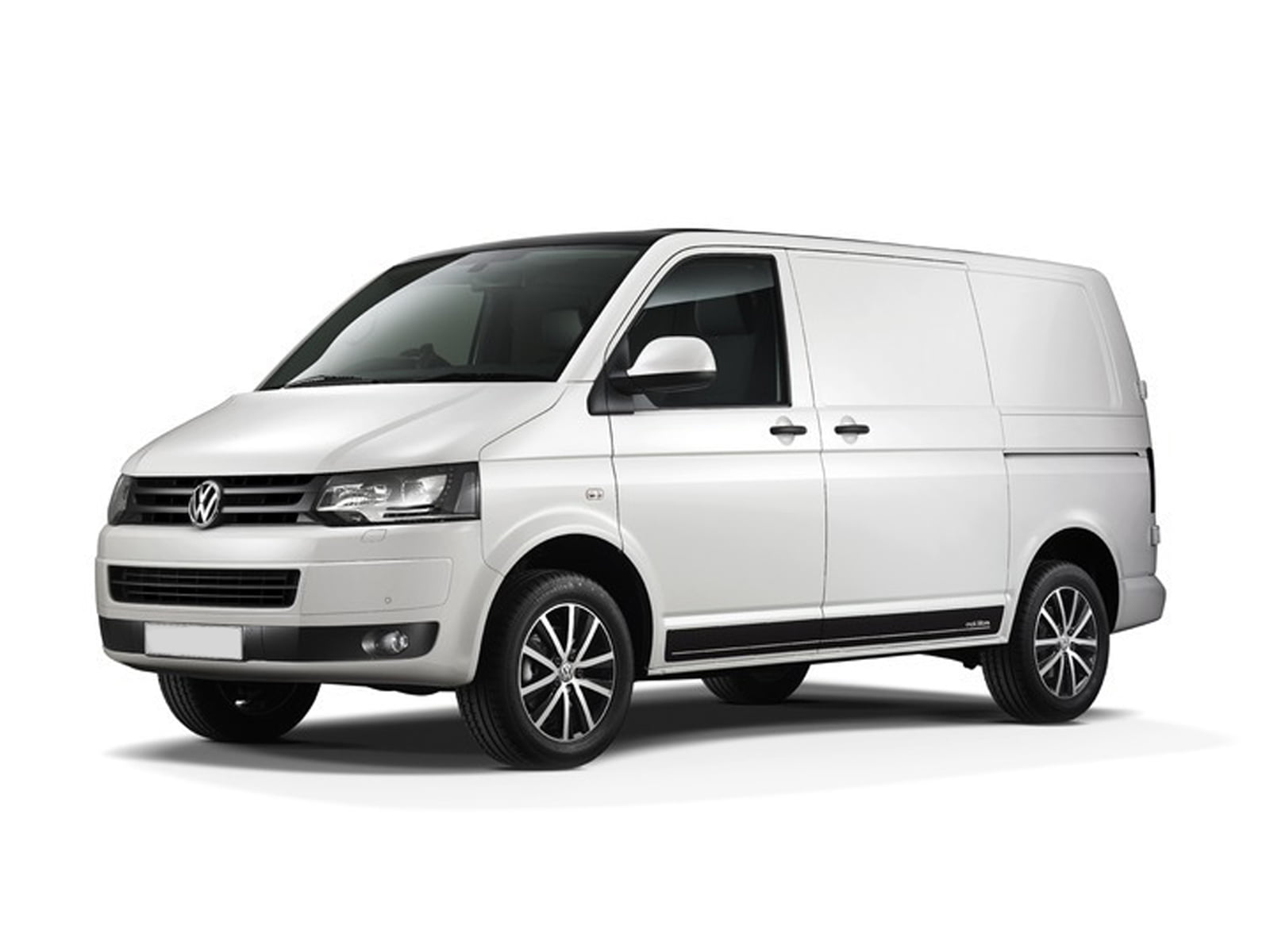 Volkswagen Transporter 2.0 TDI 62 kW 26T L1H1 4d.