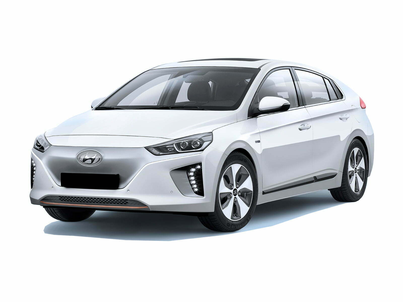 Hyundai Ioniq EV Comfort 5d.