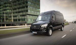 Mercedes-Benz Sprinter 211 CDI GB L1 FWD Functional
