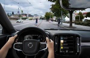Volvo XC40 T3 Momentum Pro 5d.