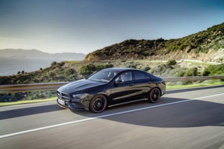 Mercedes-Benz CLA-Klasse CLA 180 DCT Business Solution 4d.