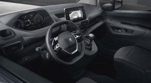 Peugeot Partner Premium 1.6 BlueHDi 75pk 650 kg 4d.