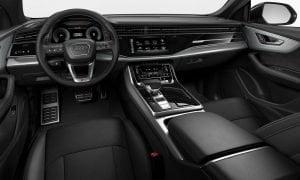 Audi Q8 50 TDI 210kW / 286pk Quattro Tiptronic Pro Line S 5d.