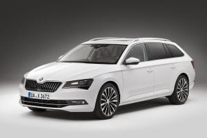 Skoda Superb Combi 1.5 TSI ACT 110kW/150pk Ambition Business 5d.