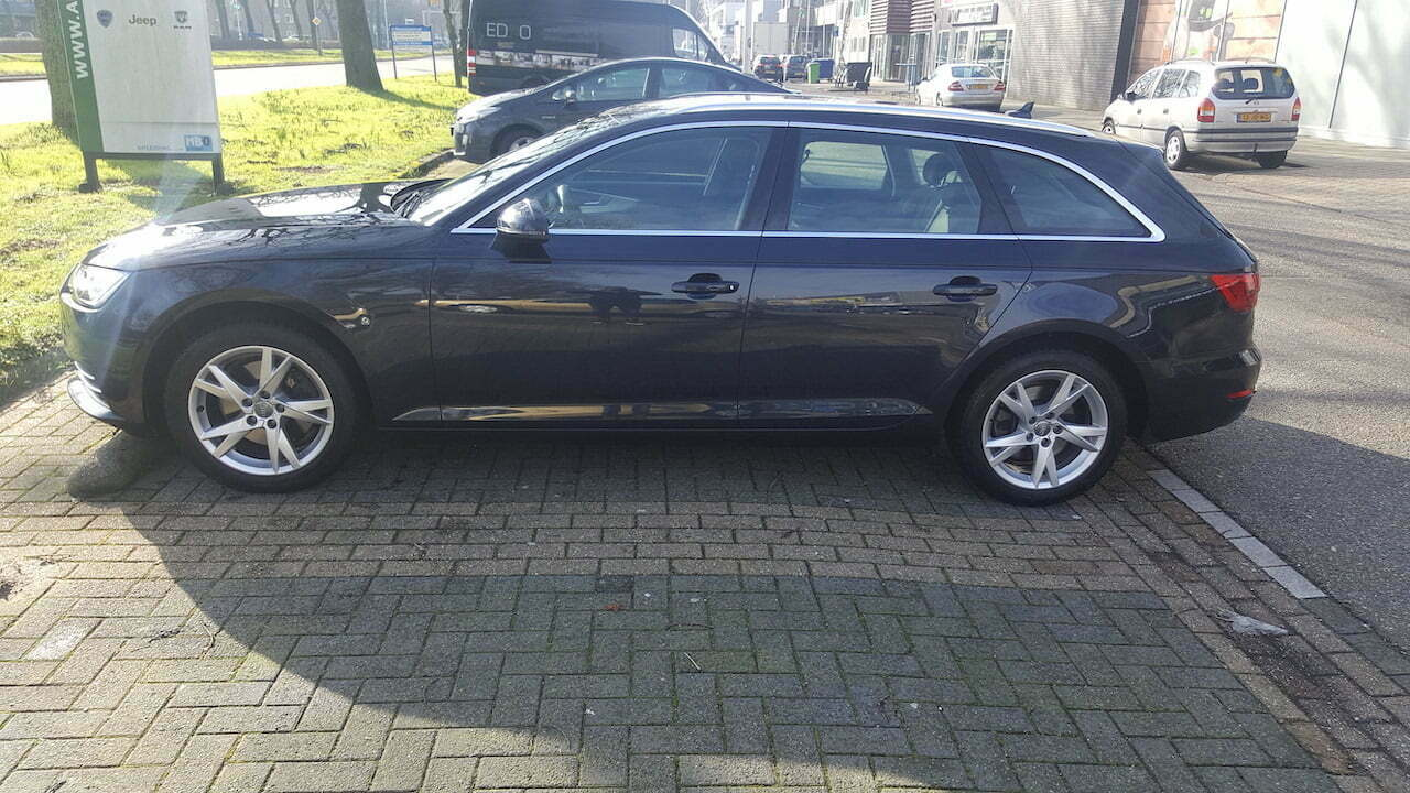 Audi A4 Avant Lease Edition Als Occasionlease Leaseroute