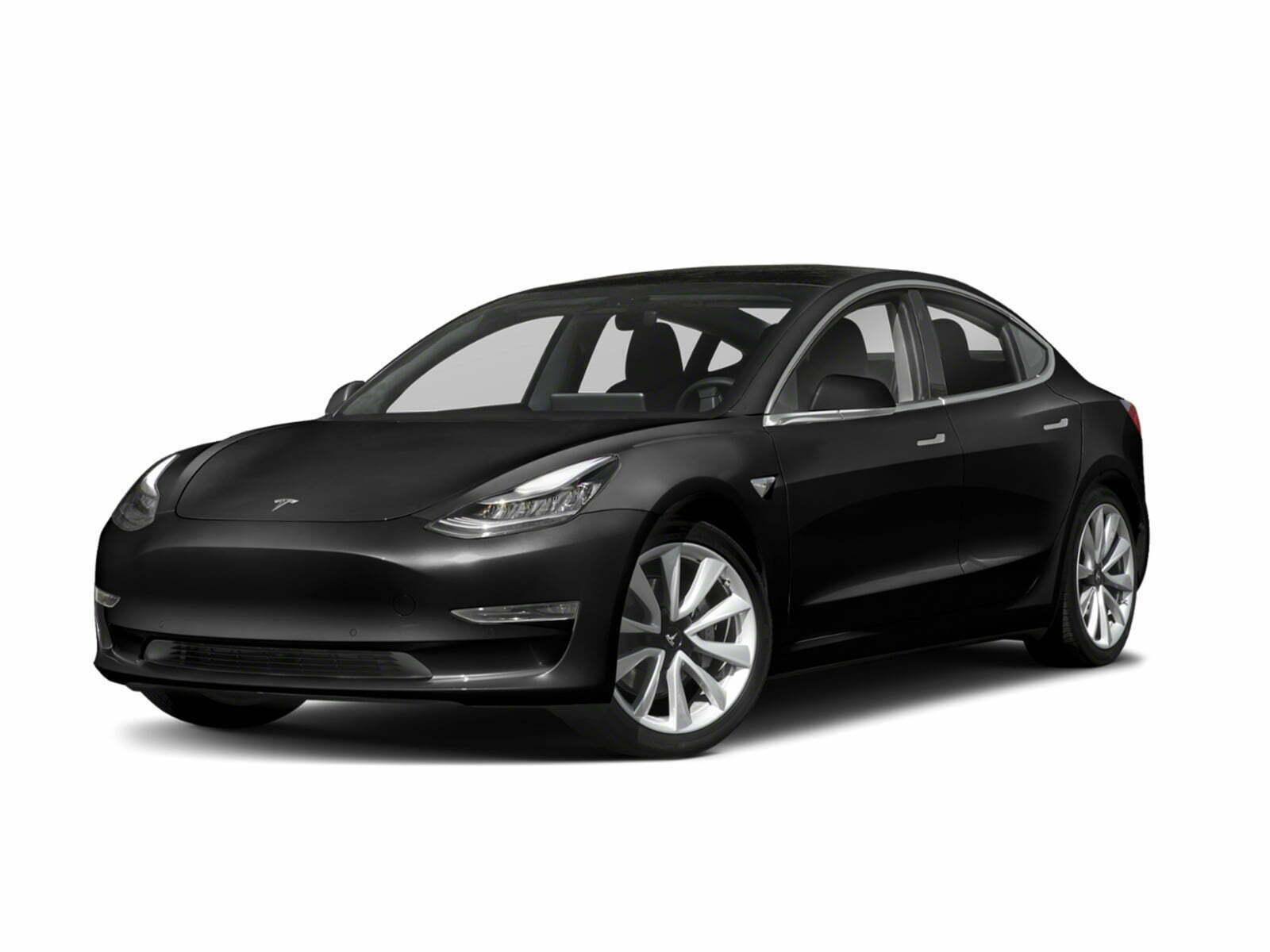 Tesla Model 3 Standard Range Plus RWD 4d.
