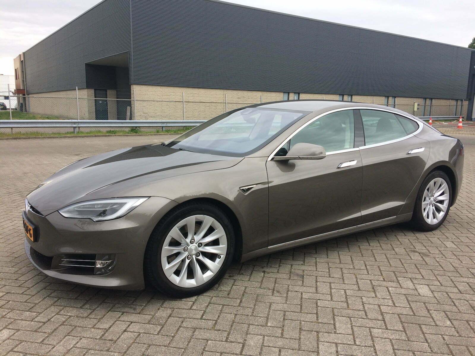 Tesla Model S 75 kWh D 333pk AWD 5d.